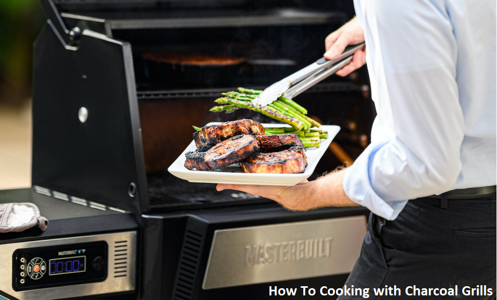 How To Cooking with Charcoal Grills at seirestaurant.com