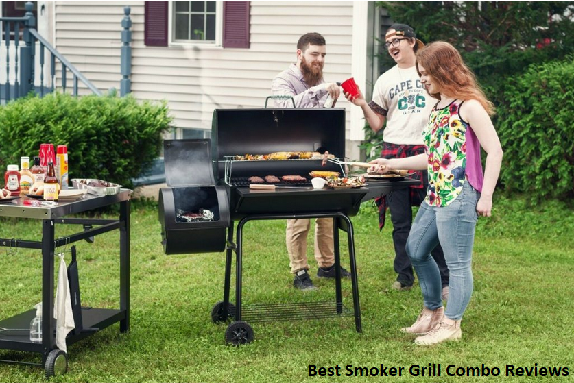 Best Smoker Grill Combo Reviews at seirestaurant.com