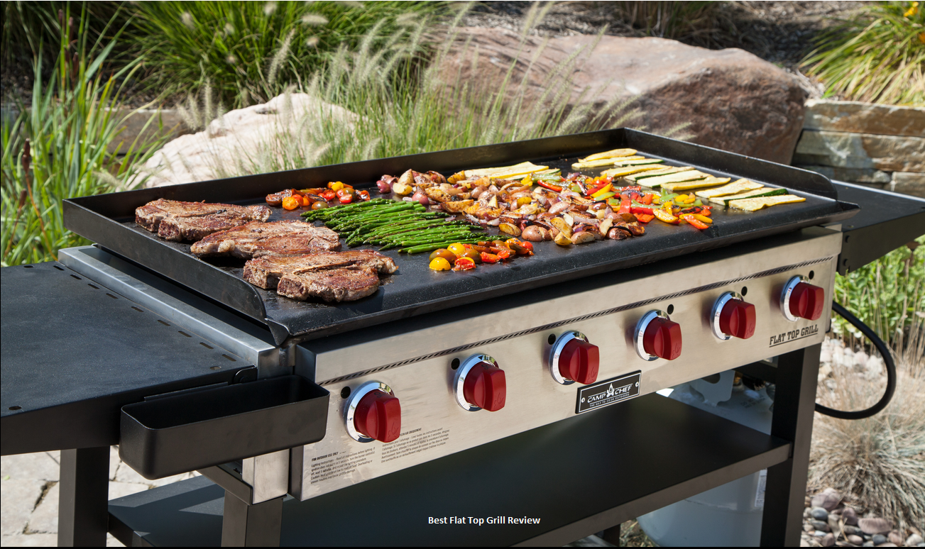 Best Flat Top Grill Review