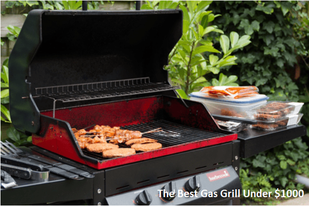 The Best Gas Grill Under 1000