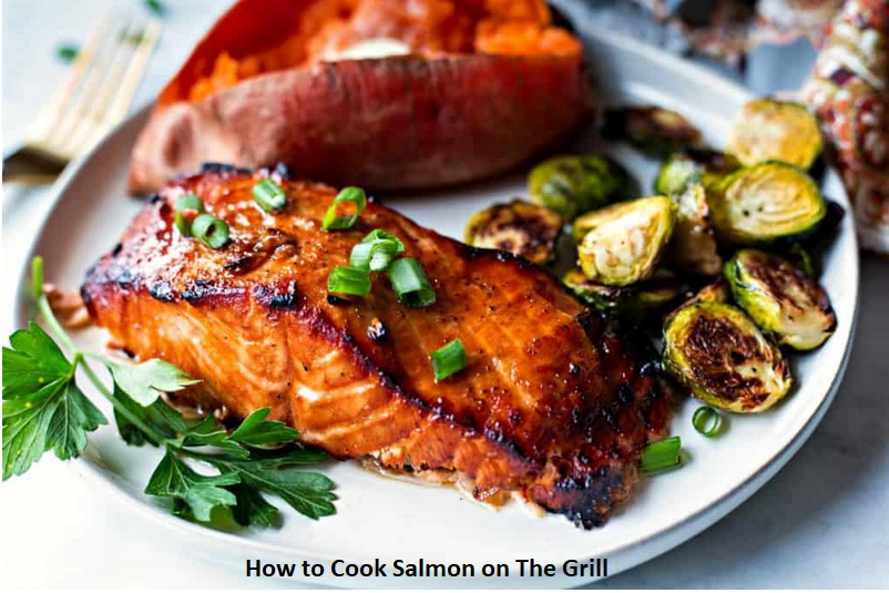 How to Cook Salmon on The Grill
